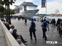 Australia ngăn chặn 11 nghi can khủng bố tại sân bay