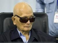 Campuchia mở lại phiên xét xử cựu thủ lĩnh Khmer Đỏ
