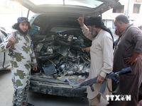 Mỹ: Không kích IS tại Syria còn nhằm vào các nhóm khủng bố khác