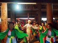 Tưng bừng Lễ hội chùa Keo mùa Thu 2014