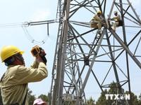 Lý Sơn đã hòa điện lưới quốc gia