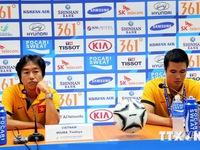 ASIAD 17: HLV Miura tiếc vì U23 Việt Nam bỏ lỡ quá nhiều cơ hội