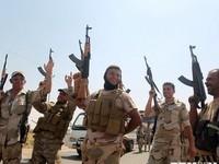 Quân đội Iraq ngừng pháo kích IS ở khu đông dân cư