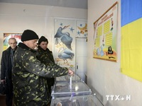 Thủ tướng Ukraine: Chính phủ mới phải tiếp tục chiến đấu vì đất nước