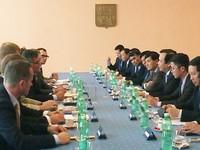 Đoàn đại biểu cấp cao Quốc hội Việt Nam thăm làm việc ở Czech