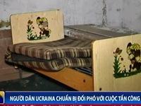 Ukraine: Người dân đào hầm trú ẩn nhằm đề phòng cuộc tấn công quân sự