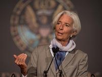 """IMF lo kinh tế thế giới tăng trưởng """"khiêm tốn"""" trong 2015"""