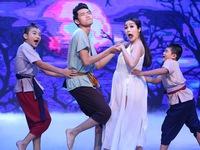 Bước nhảy hoàn vũ nhí: Sởn gai ốc với gia đình ma Ốc Thanh Vân