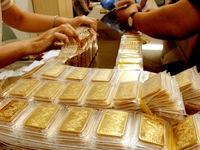 Chưa đấu thầu vàng dù chênh lệch giá cao bất thường