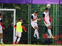 ASIAD 17: HLV Miura tự tin Olympic Việt Nam sẽ đánh bại UAE!