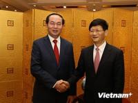Hợp tác phòng, chống tội phạm Việt Nam - Trung Quốc