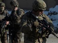Mỹ tổ chức tập trận quốc tế tại Ukraine