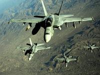 Mỹ bắt đầu không kích lực lượng IS ở Syria