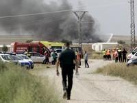 Tây Ban Nha: Nổ nhà máy pháo hoa, 5 người thiệt mạng