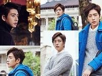 Park Hae Jin trẻ trung trong bộ ảnh mới