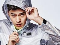 Ngẩn ngơ với vẻ đẹp nam tính của Hyun Bin