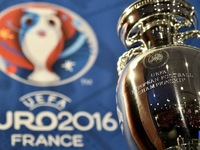 Bốc thăm VCK EURO 2016: Chờ đợi bảng đấu tử thần