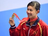 SEA Games 28: Ánh Viên được bình chọn là VĐV nước ngoài tiêu biểu nhất