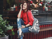 Hoàng Thùy Linh hứa hẹn đốt cháy CK Siêu mẫu Việt Nam