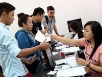 Các trường phải công khai danh sách thí sinh đăng ký xét tuyển trước 21/8
