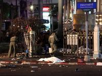 Vụ nổ ở Bangkok: Lại tìm thấy thêm 2 quả bom chuẩn bị được kích nổ