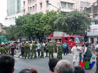 Vụ sập biệt thự cổ Hà Nội: Bố trí 16 hộ dân tạm trú tại KĐT Định Công