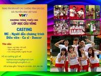 Lớp học cầu vồng (VTV7) tuyển người dẫn chương trình