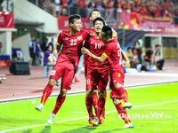 Công Phượng, Ngọc Hải, Huy Toàn lọt vào đội hình tiêu biểu SEA Games 28