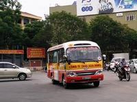 Mở tuyến xe buýt Ninh Bình - Thanh Hóa phục vụ thí sinh thi THPT Quốc gia