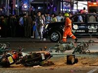 Nổ bom tại Bangkok: Mục tiêu là khách du lịch