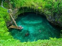 Những hồ nước thần tiên trên thế giới