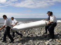 600 chuyên gia sẽ phân tích mảnh vỡ nghi của máy bay MH370