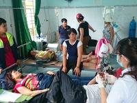 Vụ xe khách lao xuống vực ở Quảng Nam: Tập trung cứu chữa người bị nạn