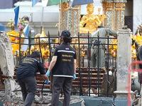 Nổ bom tại Bangkok: Thủ phạm đang dần lộ diện