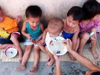 Gia tăng trẻ em suy dinh dưỡng ở vùng nắng hạn