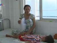 Cần Thơ: Gia tăng trẻ mắc bệnh viêm não