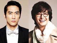 Song Seung Hun tỏ ra ghen tị với Bae Yong Joon