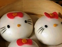 Thú vị nhà hàng theo phong cách… Hello Kitty