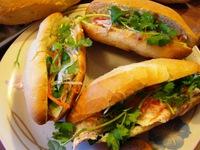 Bánh mỳ Việt Nam - Top 10 món ăn đường phố ngon nhất thế giới