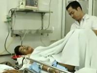 Nhân viên y tế ngay ngáy với nỗi lo bạo lực trong bệnh viện