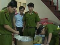 Thu giữ 17,5kg chất cấm Salbutamol tại TP.HCM