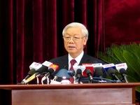 Toàn văn bài phát biểu bế mạc Hội nghị Trung ương 13 của Tổng Bí thư Nguyễn Phú Trọng