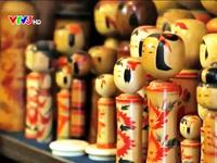 Búp bê Kokeshi - Biểu tượng văn hóa của xứ Phù Tang