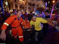 Vụ nổ bom tại Bangkok: Có ít nhất 1 công dân Việt Nam bị thương