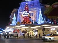 Người dân Thủ đô nô nức đón Giáng sinh