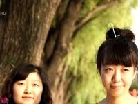 Lạ kỳ trào lưu Nở hoa trên đầu của giới trẻ Trung Quốc