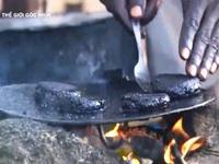 Bánh muỗi - Món ăn chỉ có ở châu Phi