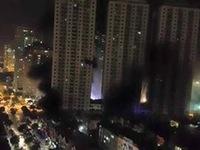 Cháy chung cư Xa La: Khách sạn Mường Thanh hỗ trợ chỗ ở miễn phí cho người dân