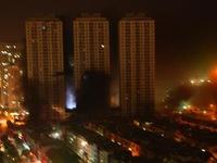 Công tác cứu hộ vụ cháy chung cư Xa La gặp nhiều khó khăn