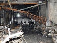 Đền bù tối đa 70 giá trị phương tiện bị cháy cho người dân Xa La